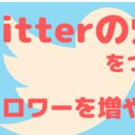 Twitterの穴をついた短期間でフォロワーを増やす方法